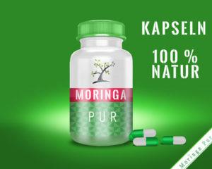 Moringa-Kapseln-Oleifera